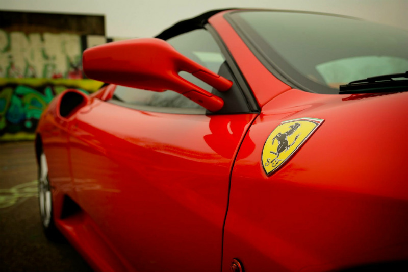 Get to look at the new prancing horses, FXX K Evo, 488 Pista and 812 Superfast at this year's FOS