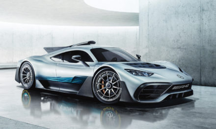 Project ONE will be the # 1 project for the Mercedes-AMG