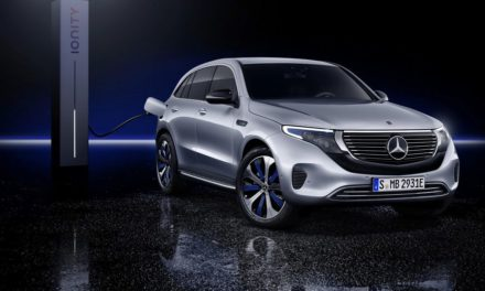 Electric now has a Mercedes and so called Mercedes has the new EQC
