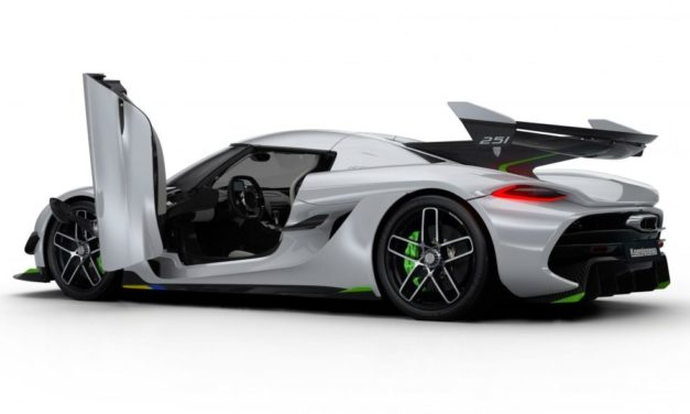 $3 million Koenigsegg Jesko- The Power house of 1600hp