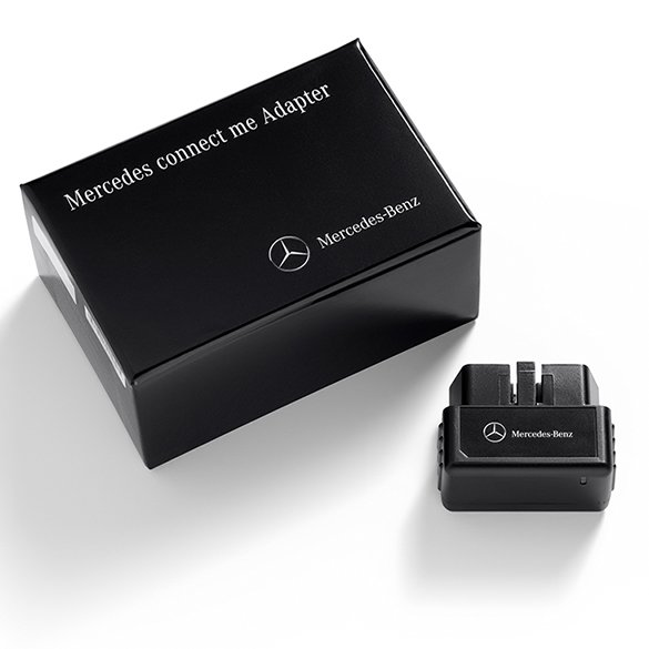 Mercedes Me Adapter with box
